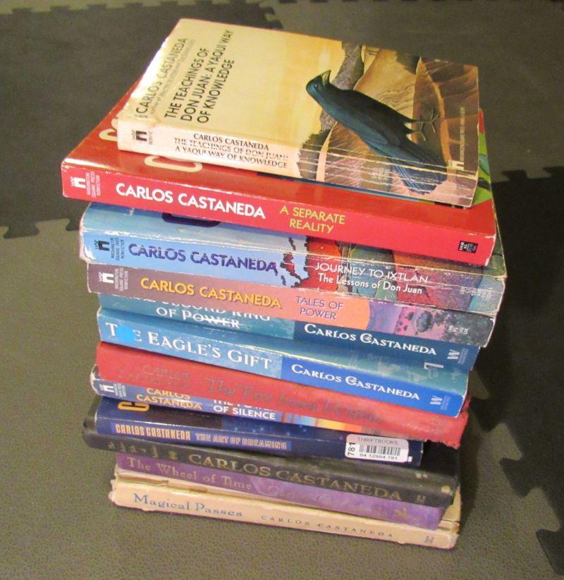castaneda books